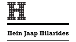 Hein Jaap Hilarides